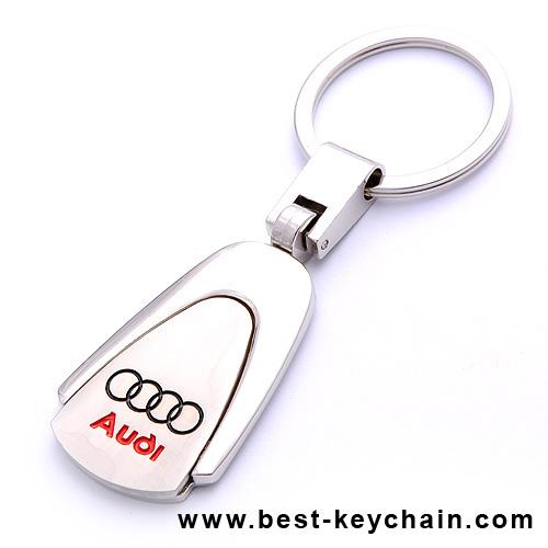 Manufactory BK Metal Audi Keychain Audi Key Chain Audi - Audi keychain