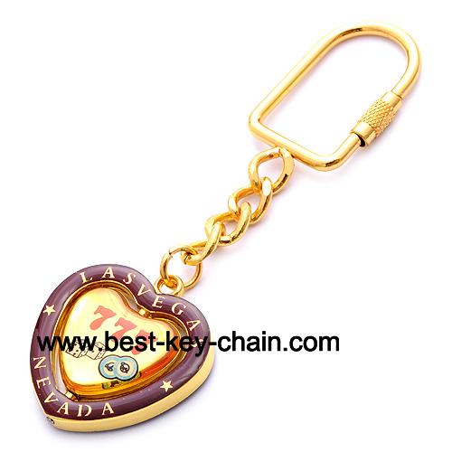Manufactory BK52311,las vegas keychain metal, las vegas